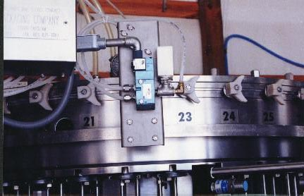 electro-pneumatic-valve